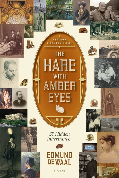 Hare With Amber Eyes Cover