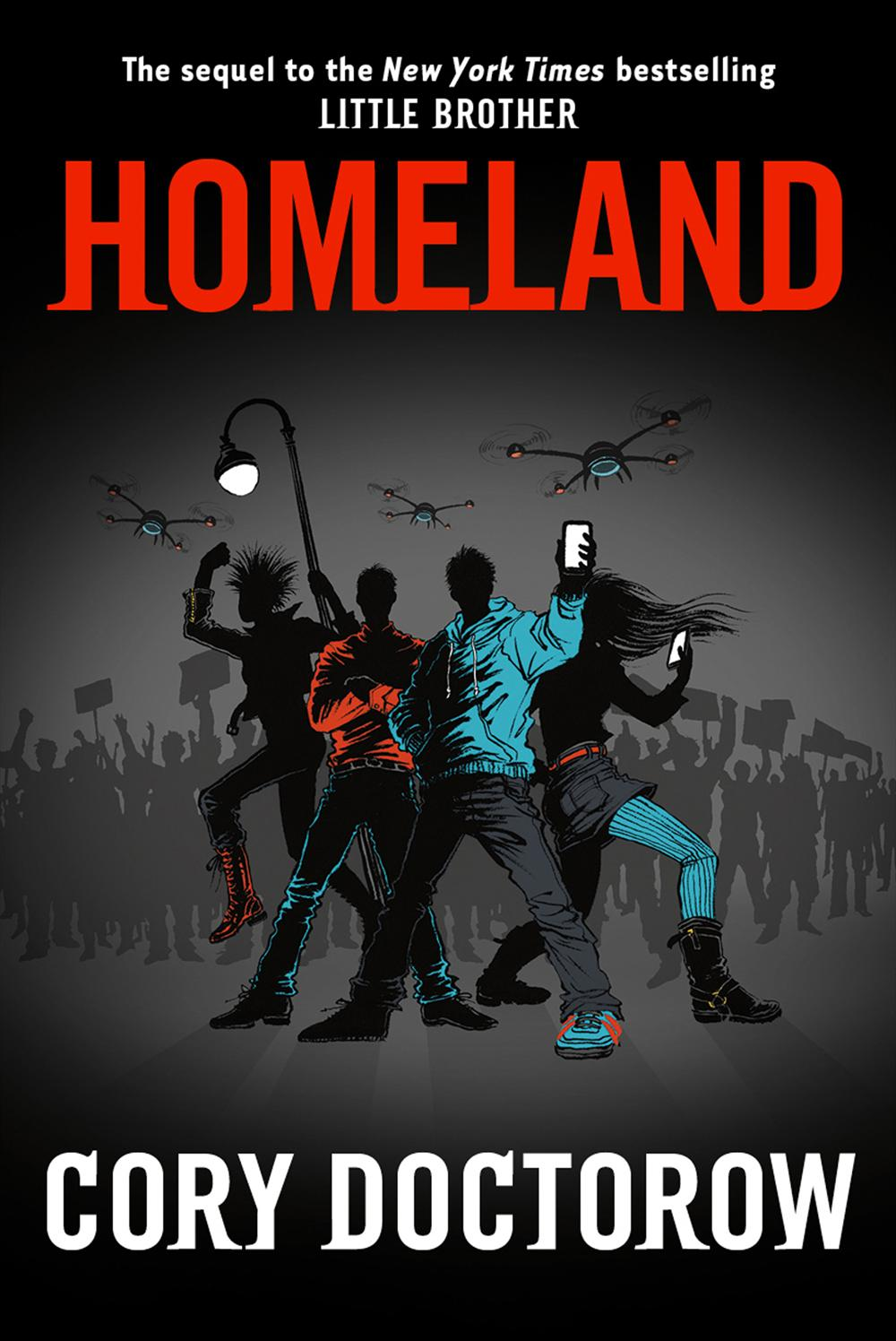 Homeland by Cory Doctorow Toronto Launch March 1