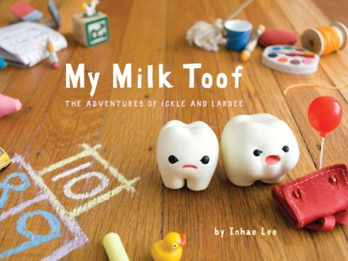 My Milk Toof cover