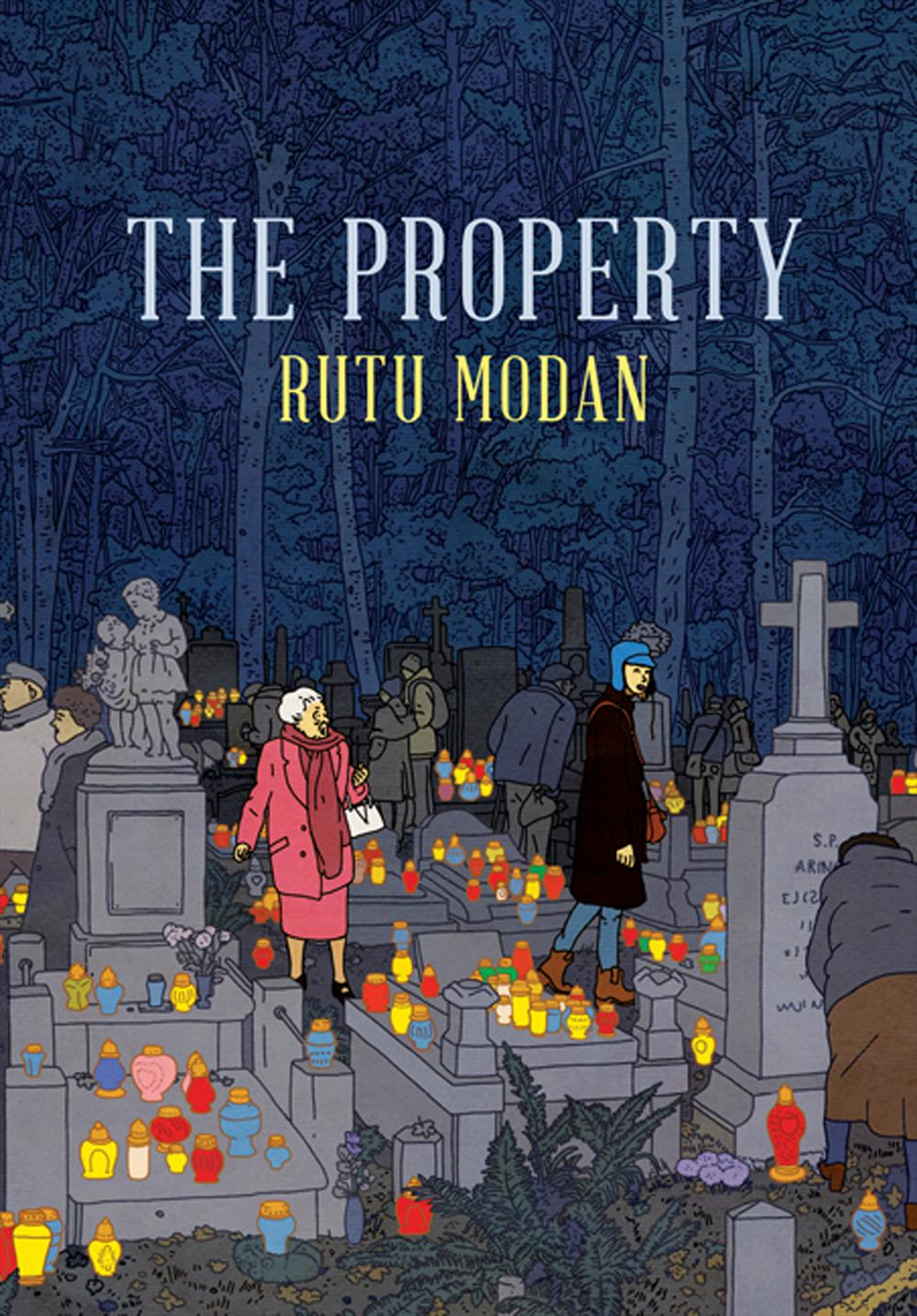 The Property Rutu Modan