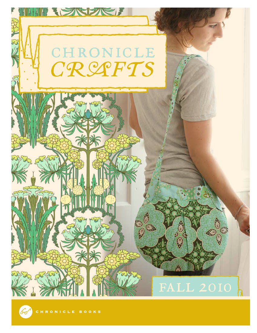 Chronicle Books Craft Catalogue Fall 2010