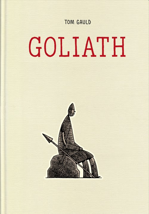 Goliath by Tom Gauld