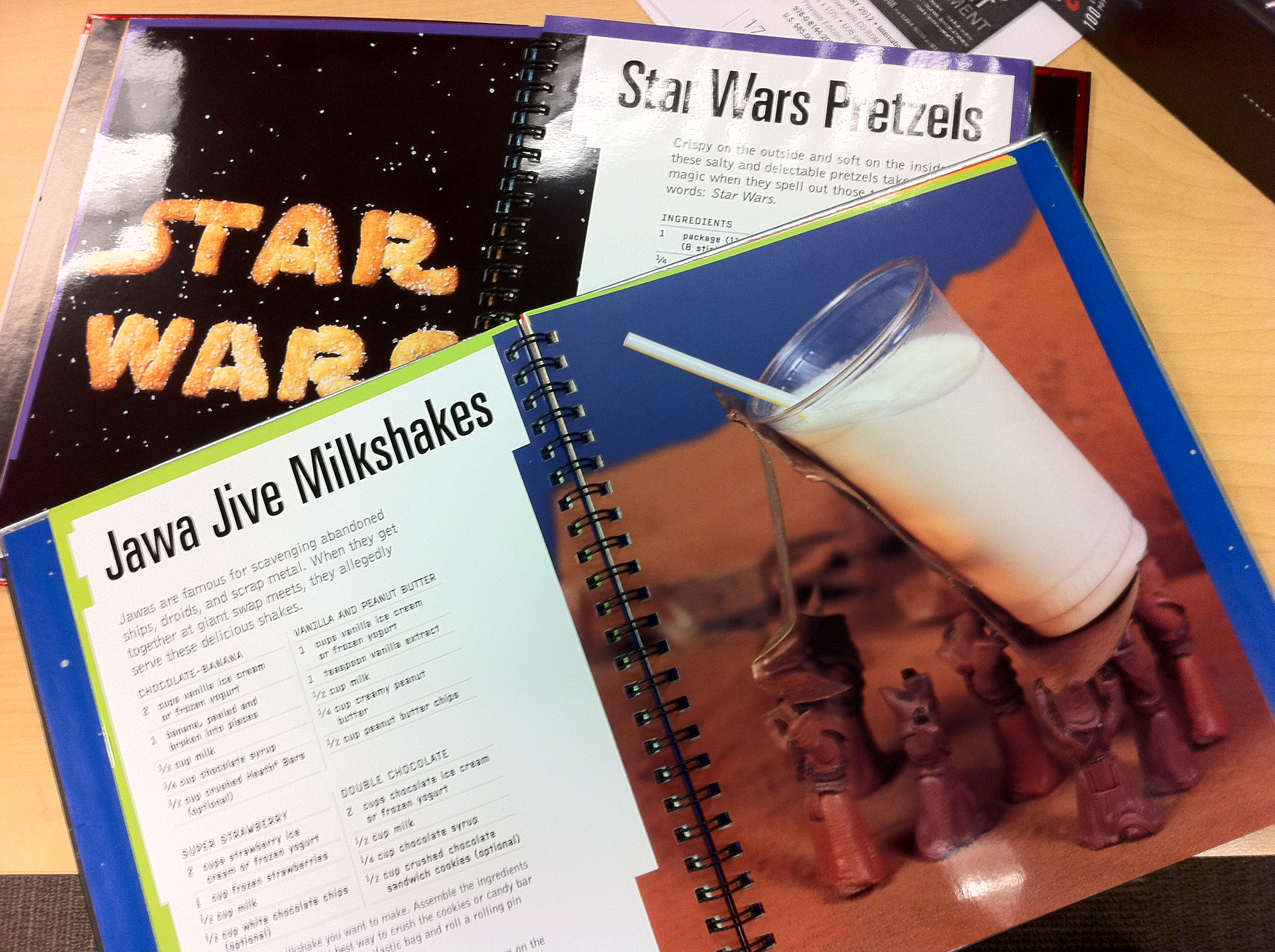 Star Wars Cook Books