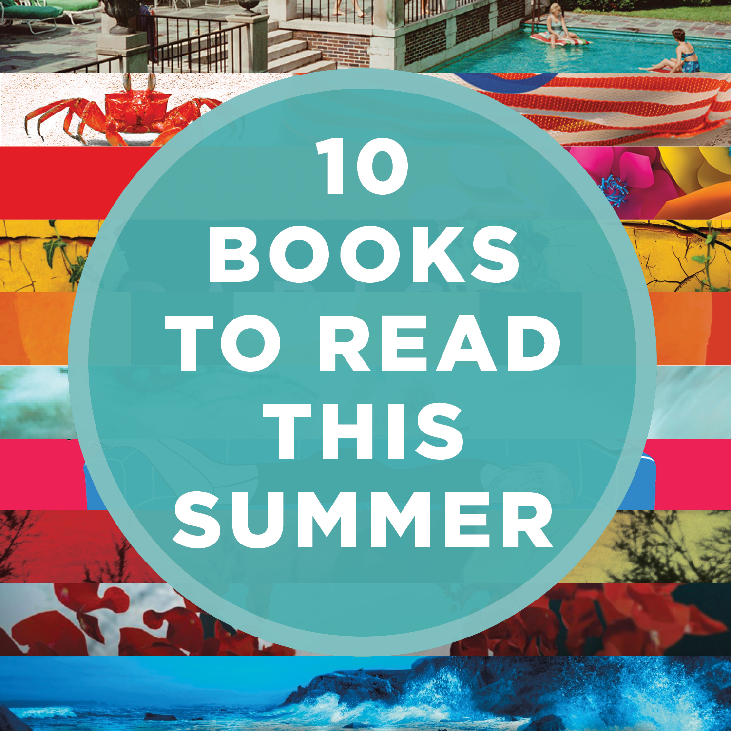 3f64e794d4fb The books you need in your beach bag this summer.