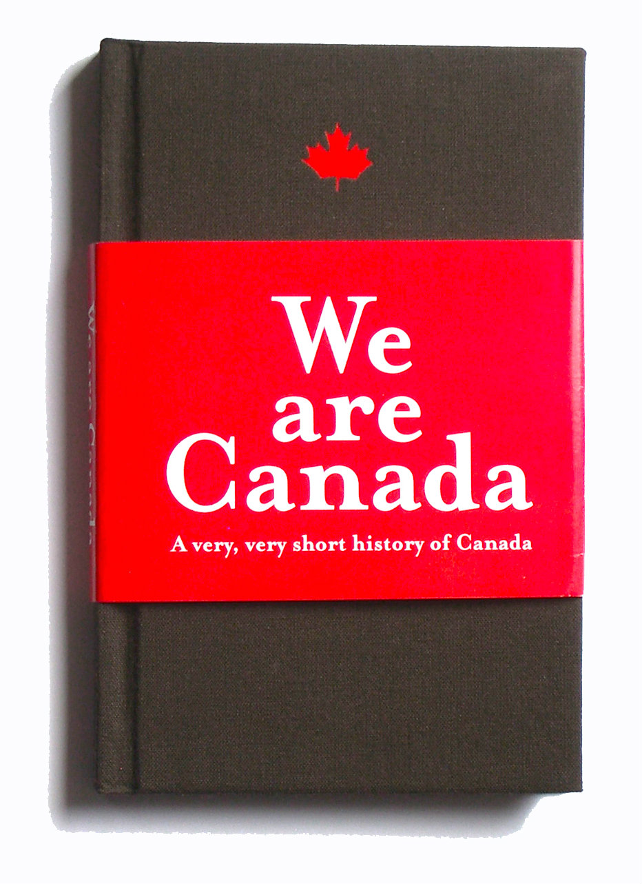 We Are Canada Book