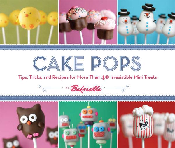 Cake Pops Cover