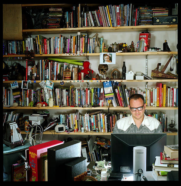 Cory Doctorow credit: Jonathan Worth