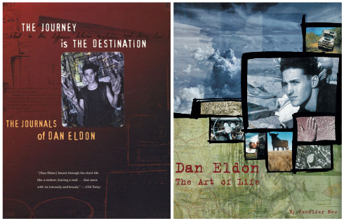 Dan Eldon Journey is the Destination | Art of Life
