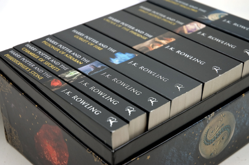 The Complete Harry Potter Collection in Paperback | Blog