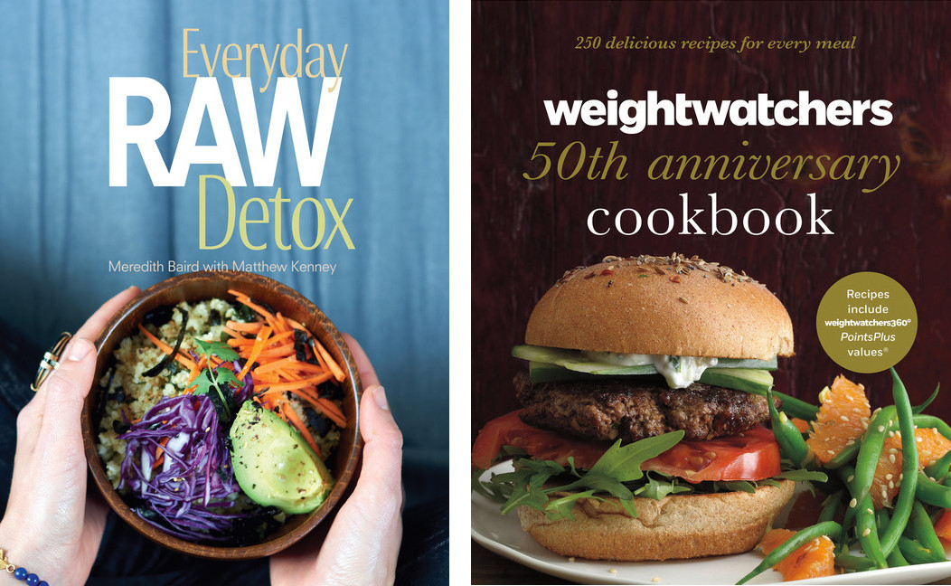Every Day Raw Detox Weight Watchers Cookbook