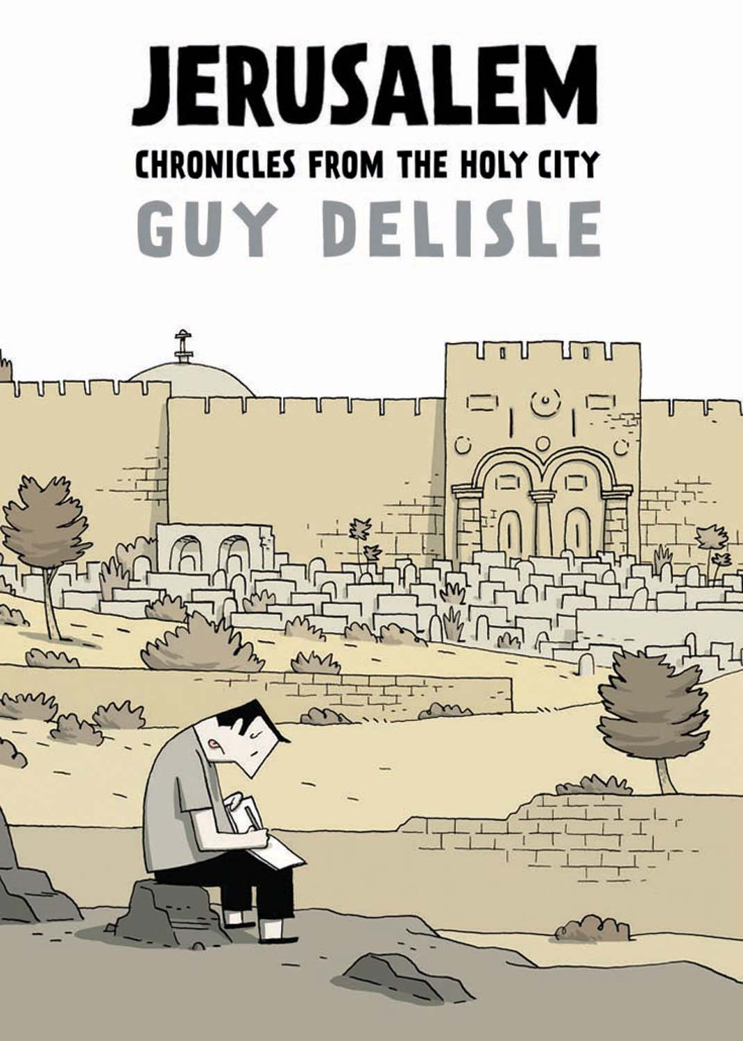Jerusalem Guy Delisle