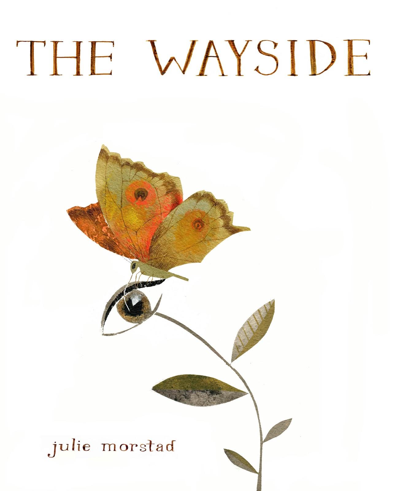 Julie Morstad The Wayside Cover