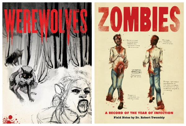Werewolves! Zombies!